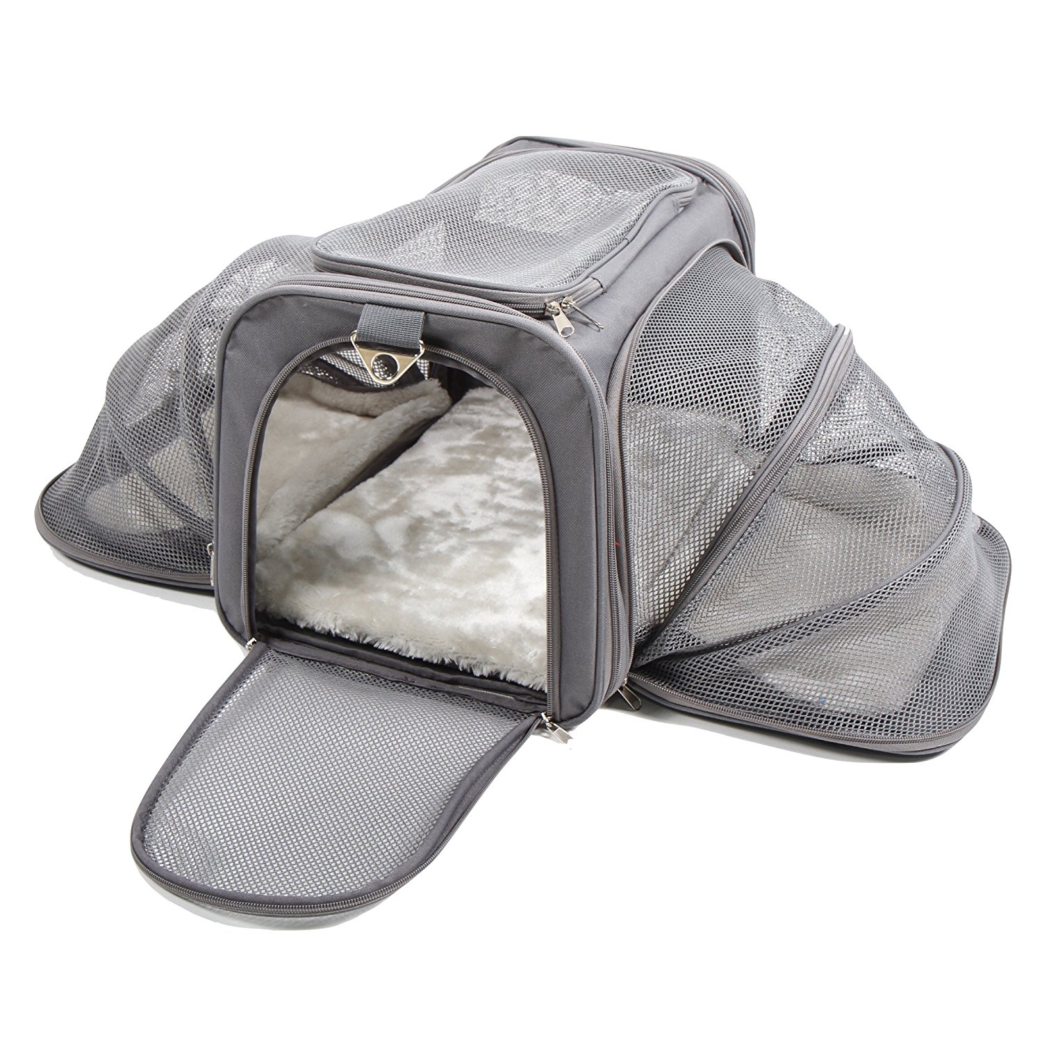 image of jet sitter soft sided pet carrier product for pet gift idea