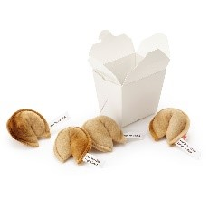 cat gifts, catnip fortune cookies image